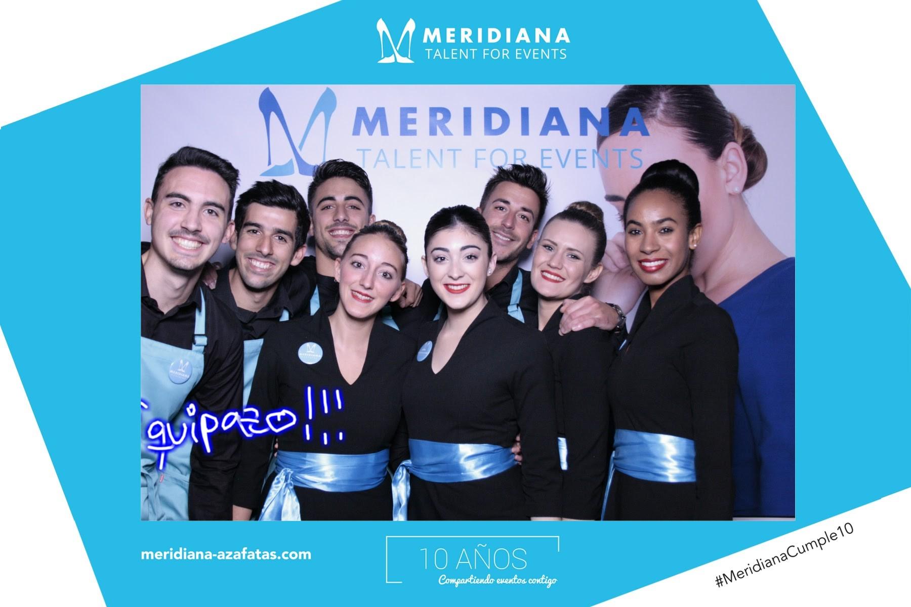 Meridiana, 20 años de servicio profesional