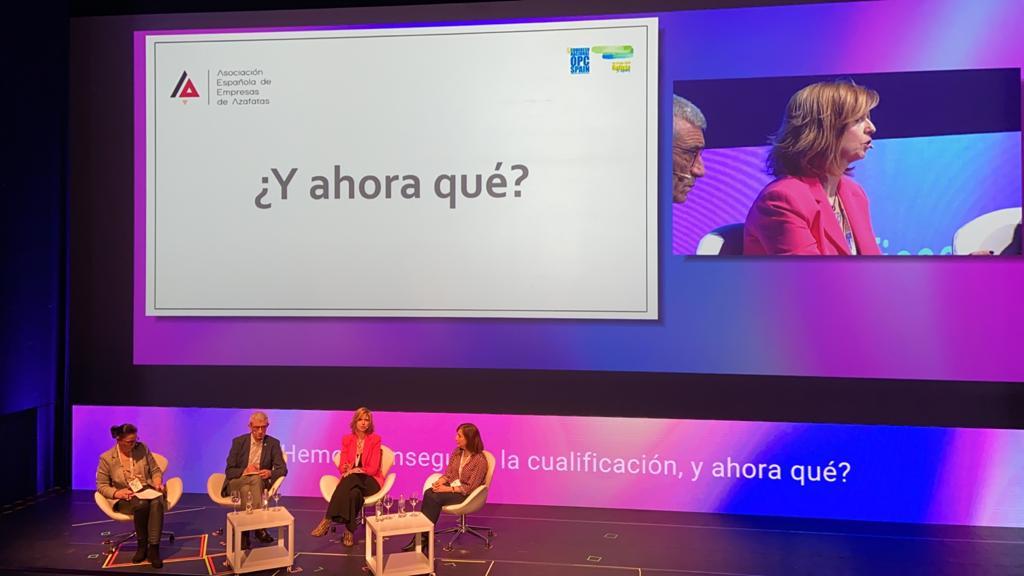 ADEAZA EN EL 32 CONGRESO DE OPC ESPAÑA