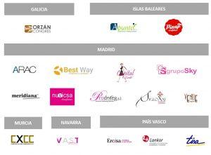 Empresas asociadas a ADEAZA, en nuestro newsletter